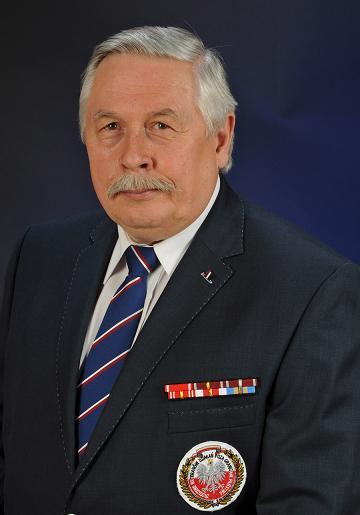 Autor tekstu, płk Andrzej Adamowicz
